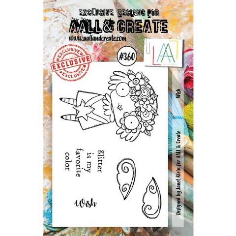 Aall & Create: Wish #360 - leimasinsetti
