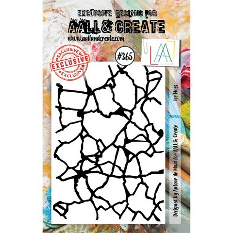 Aall & Create: Ice Floes #365 - leimasinsetti