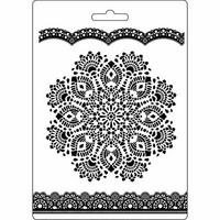 Stamperia Soft Mold A5: Doily Pattern