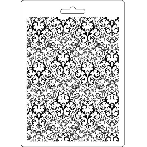 Stamperia Soft Mold A5: Wallpaper