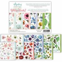Mintay Papers 6 x 8 : Florabook 2- leikekuvalehtiö