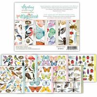 Mintay Papers 6 x 8 : Wingbook- leikekuvalehtiö