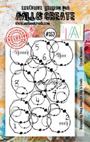 Aall & Create: Circled Numbers #352 - leimasinsetti