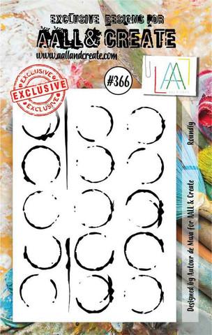 Aall & Create: Roundly #366 - leimasinsetti