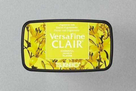 Versafine Clair: Cheerful -mustetyyny