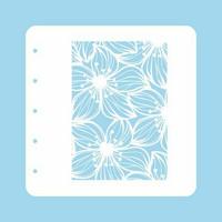 Nellies Choice: Flower 2 A6 -sabluuna