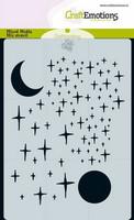 Craft Emotions: Stars & Moon A6 -sabluuna