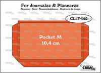 Crealies : Pocket M - stanssisetti