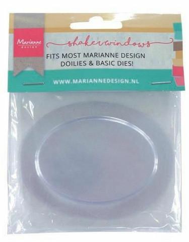 MD Shaker Windows:  Ovals  - helistinkuplat