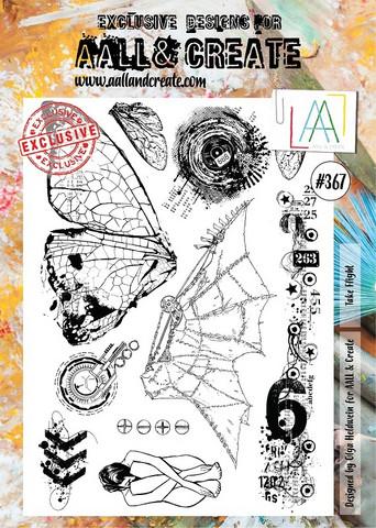 Aall & Create: Take Flight  #367 - leimasinsetti