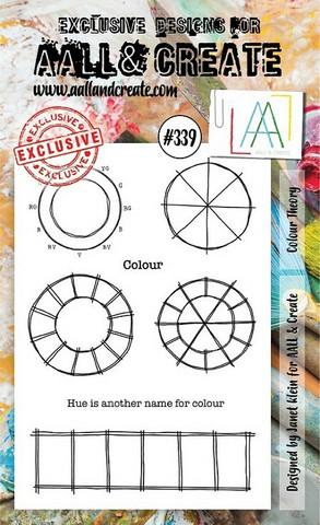Aall & Create: Color Theory #339 - leimasinsetti