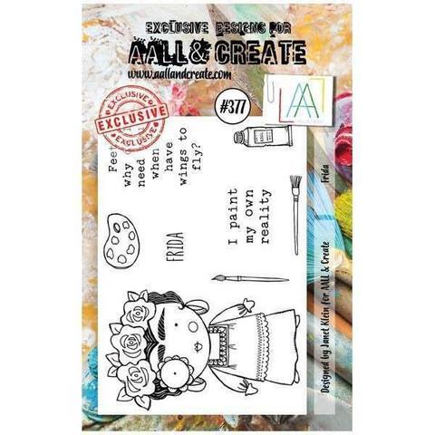 Aall & Create: Frida #377 - leimasinsetti