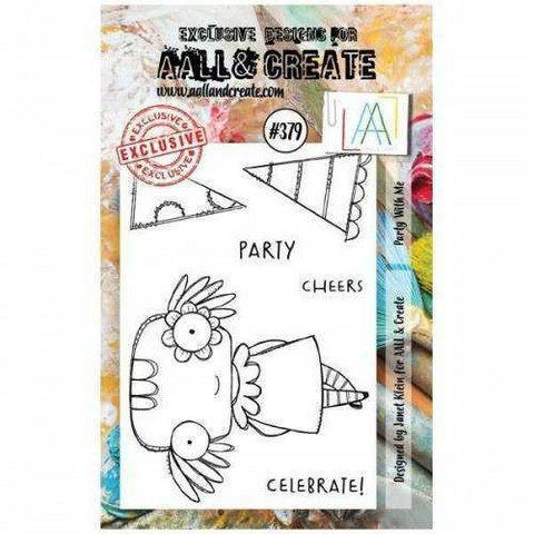 Aall & Create: Party With Me #379 - leimasinsetti