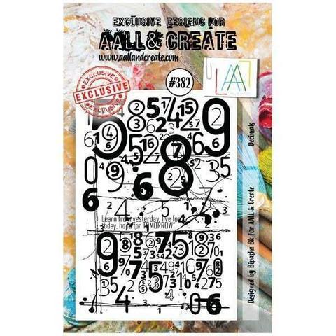 Aall & Create: Decimals #382 - leimasinsetti