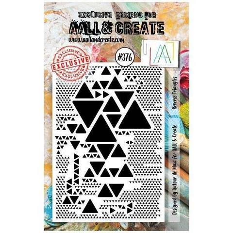 Aall & Create: Reverse Triangles #376 - leimasinsetti