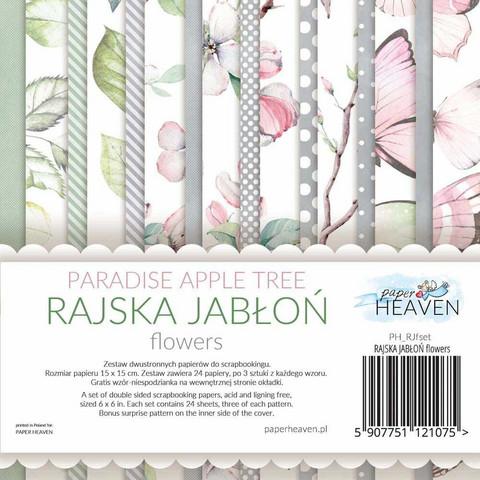 Paper Heaven: Paradise Apple Tree 6 X 6 - paperikokoelma