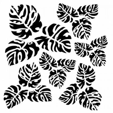 13arts: Meditarenian Tropics 6 x 6 -sabluuna