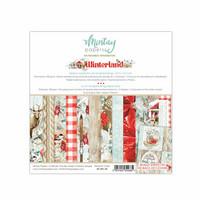 Mintay Papers: Winterland 6x6 - paperikokoelma