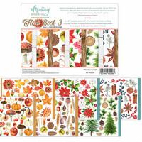 Mintay Papers 6 x 8 : Florabook 3- leikekuvalehtiö