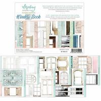 Mintay Papers 6 x 8 : Window Book- leikekuvalehtiö