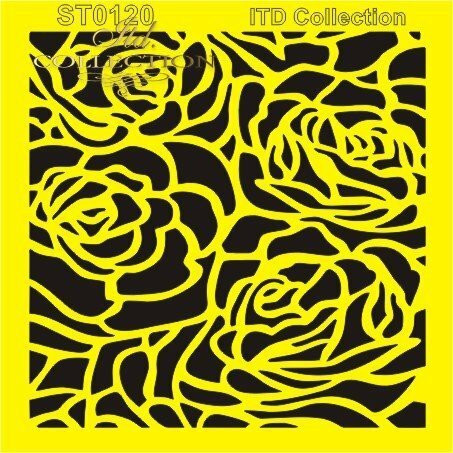 ITD Collection: Roses 6x6   - sabluuna