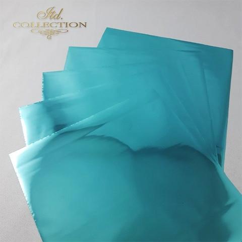 ITD Collection Foil Sheets: Sea Color  Termoton
