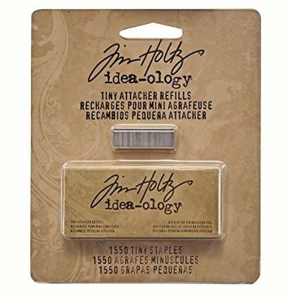 Tim Holtz Tiny Attacher Refills- niittien täyttöpakkaus
