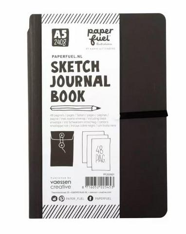 Paperfuel  Art Journal Book A5