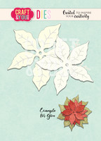 Craft & You: Poinsettia -stanssisetti