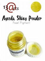 Ayeeda Shiny Powder: Magic Yellow - helmiäisjauhe