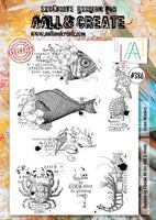 Aall & Create: Ocean Wonders #386 - leimasinsetti