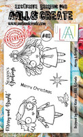Aall & Create: Merry & Bright #413  - leimasinsetti