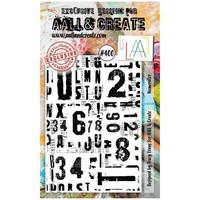 Aall & Create: Numerator #400  - leimasinsetti