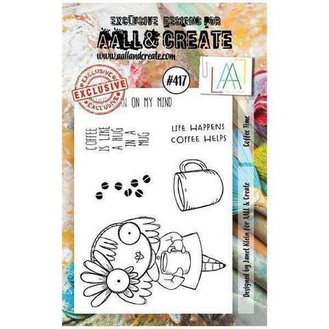 Aall & Create: Coffee Time #417 - leimasinsetti