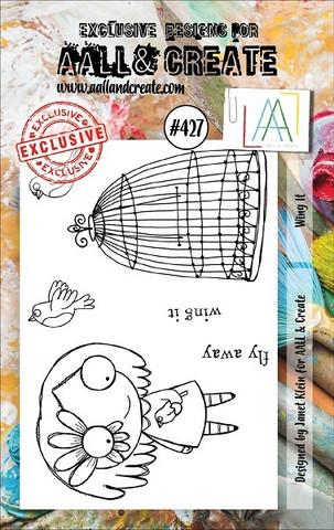 Aall & Create: Wing It #427 - leimasinsetti