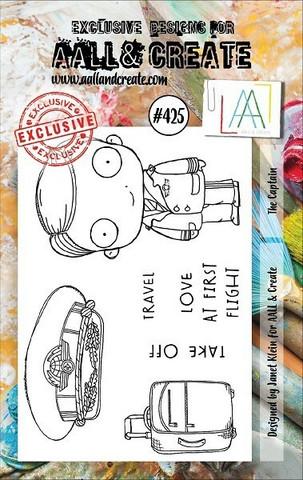 Aall & Create: The Captain #425 - leimasinsetti