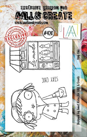 Aall & Create: Stay Chic #420 - leimasinsetti