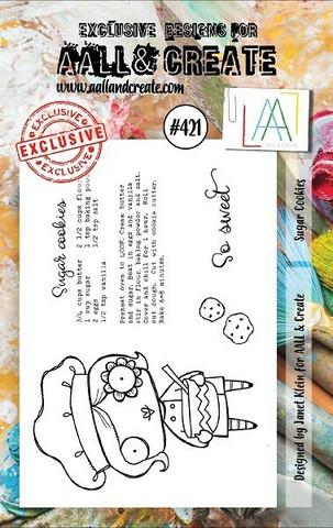 Aall & Create: Sugar Cookies #421 - leimasinsetti