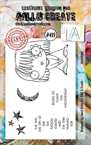 Aall & Create: Moonlight #419 - leimasinsetti