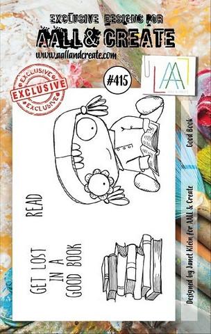 Aall & Create: Good Book #415 - leimasinsetti