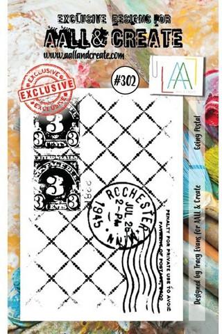 Aall & Create: Going Postal #302 - leimasinsetti