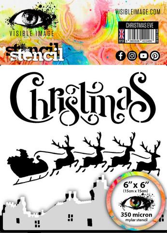 Visible Image: Christmas Eve  6x6 - sabluuna