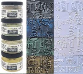 Craft Emotions Wax Paste: Chameleon 1 - vahasetti