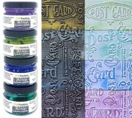 Craft Emotions Wax Paste: Colored Metallic 1 - vahasetti
