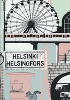 Karto: Vallila - Helsinki A5 - vihko