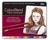 Spectrum Noir: Colourblend - Essentials - puuvärikynäpakkaus