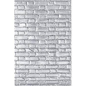 Sizzix 3D Texture Fades: Brickwork -kohokuviointikansio