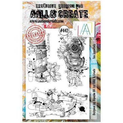 Aall & Create : Sea Essentials #442 - leimasinsetti