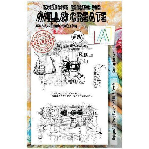 Aall & Create : Sewing Forever #396 - leimasinsetti