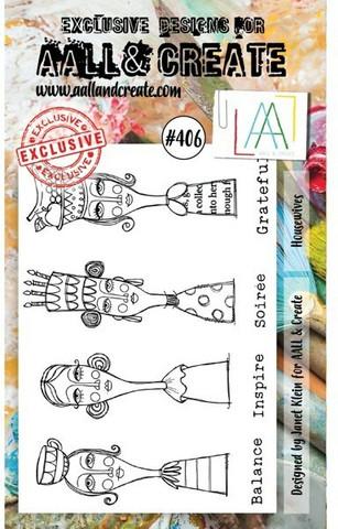 Aall & Create: Housewives #406  - leimasinsetti